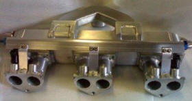 MG C Inlet Manifold for supercharger