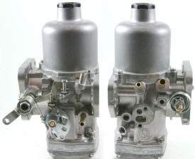 HP Supercharger SU Carburettor Image copyright (c) 2011.