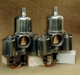 HP Hi-Flow Big Bore SU Carburettors Image copyright (c) 2011.