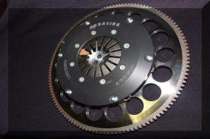 HP Hi-Flow Lightweight Flywheel for MG B engines Image copyright (c) 2014.